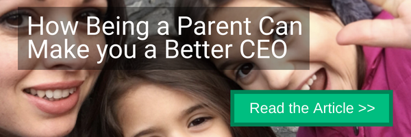 How Being a Parent Can Make You a Better CEO