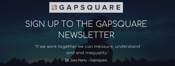 Gapsquare newsletter