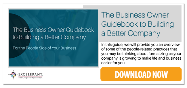 Business Owner Guidebook to becoming a better company