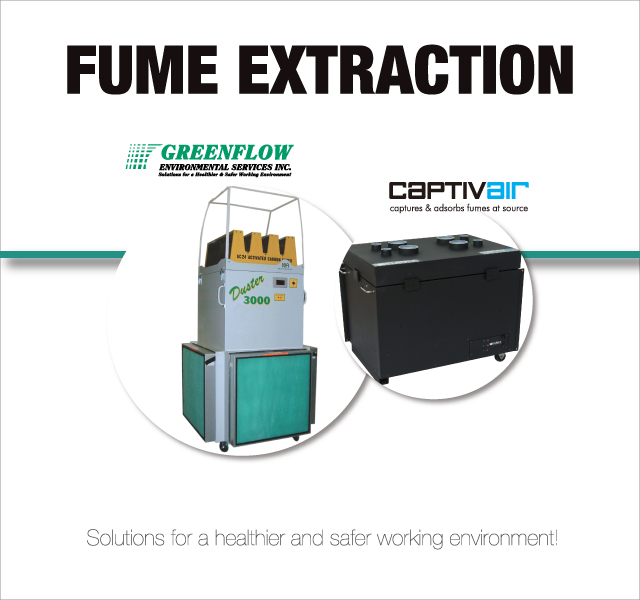 Fume Extraction Greenflow