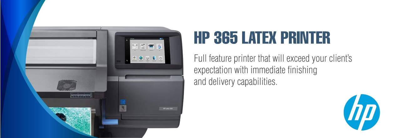HP 360 latex Printers