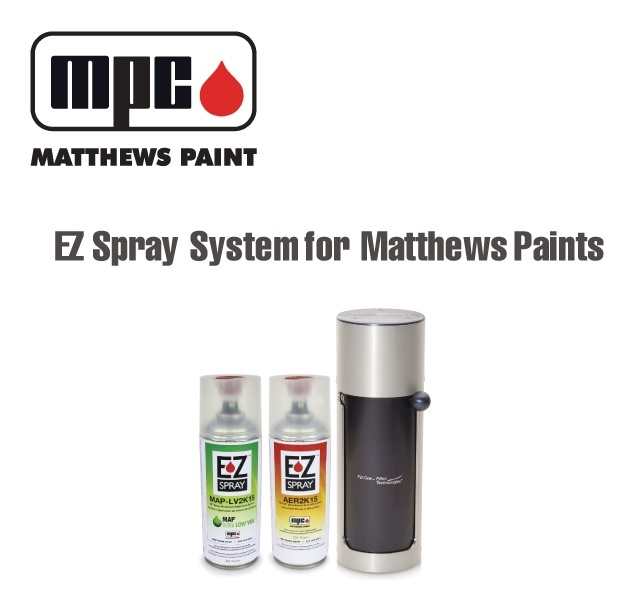 Matthews Paint EZ Spray System