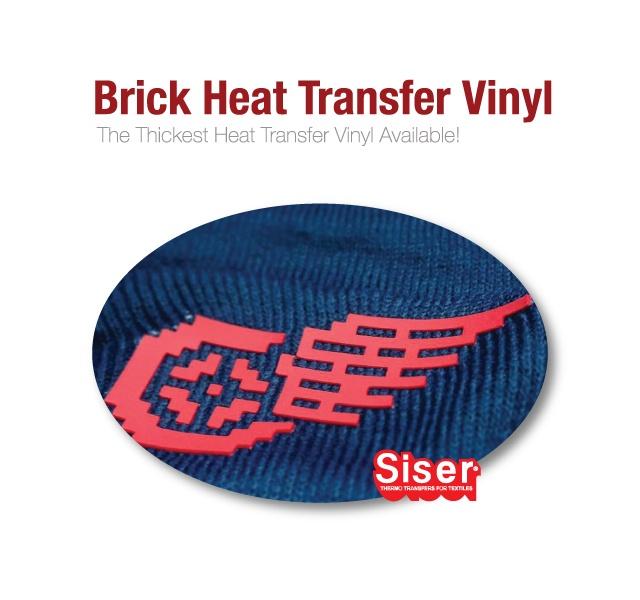 Siser Glitter Heat Transfer