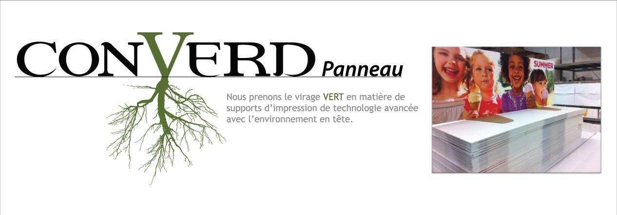 Converd Panneau