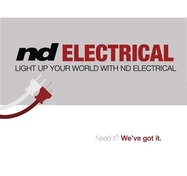 ND Graphics Electrical Products