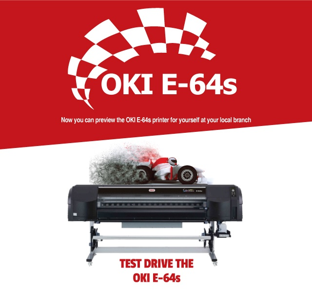 Test Drive the OKI E-64s