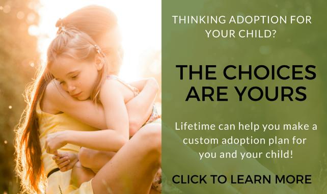 Adoption for my child