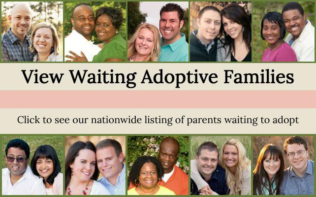 Click to view waiting adoptive families
