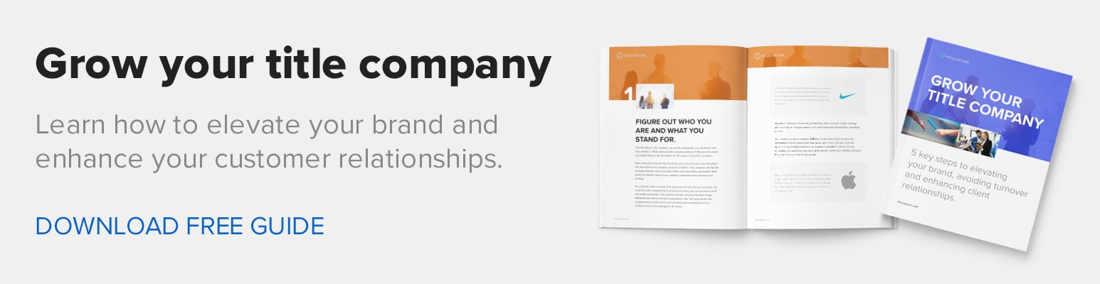 Download FREE Guide - Grow Your Title Company