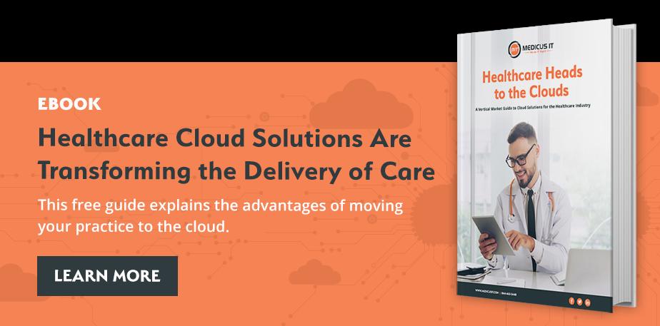 eBook: Healthcare Cloud Solutions
