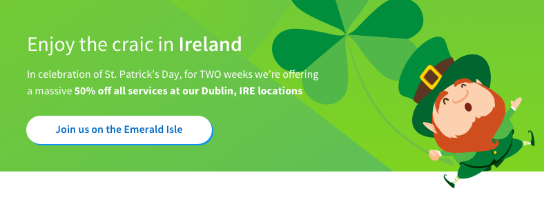 Enjoy the Craic in Ireland