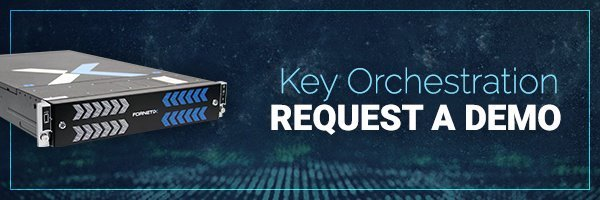Request a Key Orchestration Demo