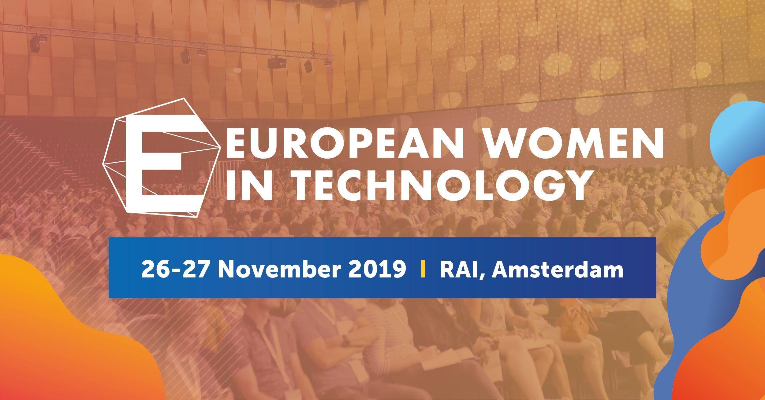 Join us at European Women in Technology