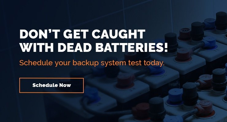 battery backup system test