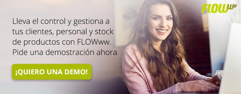 Demo personalizada  | Gestión de clientes, stock y personal