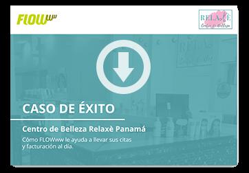 Caso de éxito | Centro de belleza Relaxè Panamá