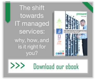 How the shit towards IT managed services can help your business | Free ebook