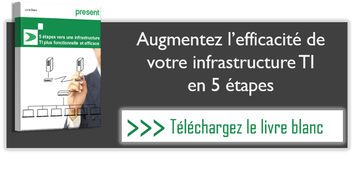 5 étapes vers une infrastructure TI plus organisée et fonctionnelle