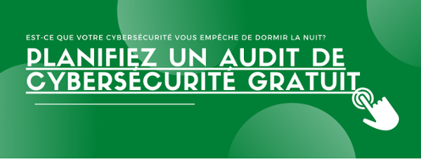 Planifiez un audit de cybersécurité