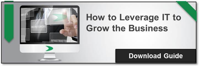 How to leverage IT to grow your business