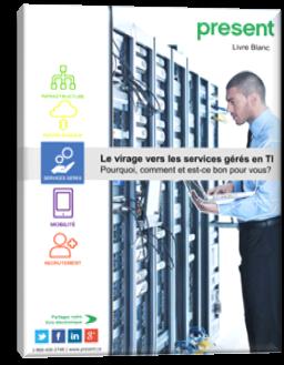Les services gérés en TI - comprendre comment ils aident les entreprises - guide gratuit