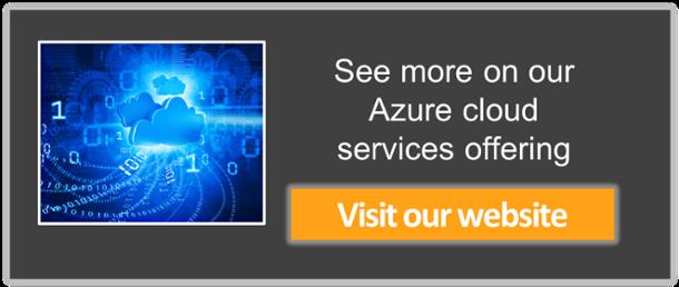 Present's Azure cloud services offering
