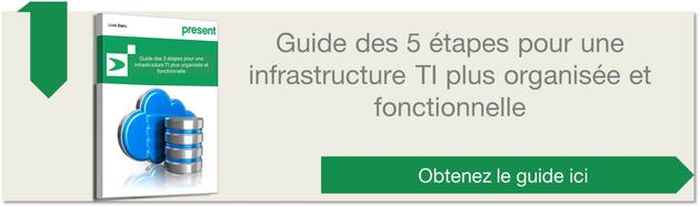 Guide pour une infrastructure TI plus organisée et fonctionnelle - réplication logicielle et matérielle, cloud