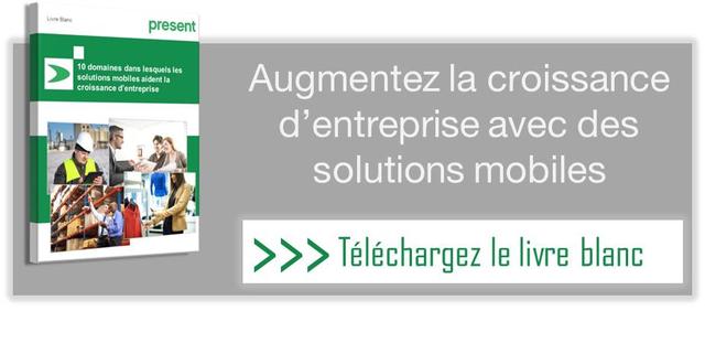 Les solutions mobiles pour entreprises aident la croissance et la rentabilité - Ebook - Gratuit