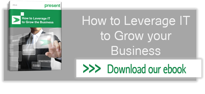 How to leverage IT to grow your business | Solving business issues with IT