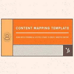 Download the Content Mapping Template