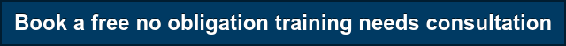 Book a free no obligation training needs consultation