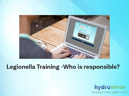 Legionella Training- Who Is Responsible?