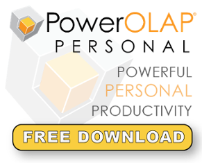 Free Download of PowerOLAP Personal
