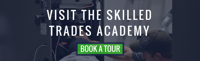 Click here to book a tour of the Niagara Skilled Trades Academy