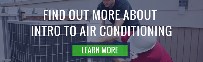 Find out more about the Introduction to Air Conditioning Course