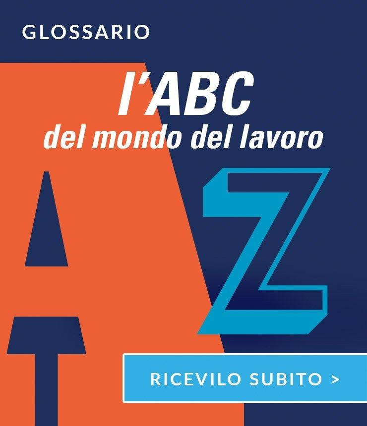 Glossario: l'ABC del mondo del lavoro
