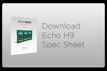 Download Echo H9 Spec Sheet