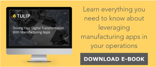 Manufacturing Apps Guide