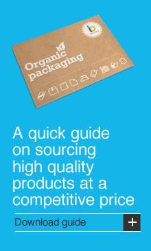 Organic packaging guide