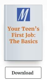 Teens first job guide