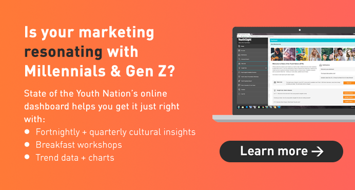 Is your marketing resonating with Millennials & Gen Z?