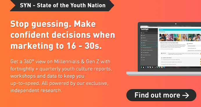 Stop guessing. Make confident decisions when marketing to 16 - 30s.