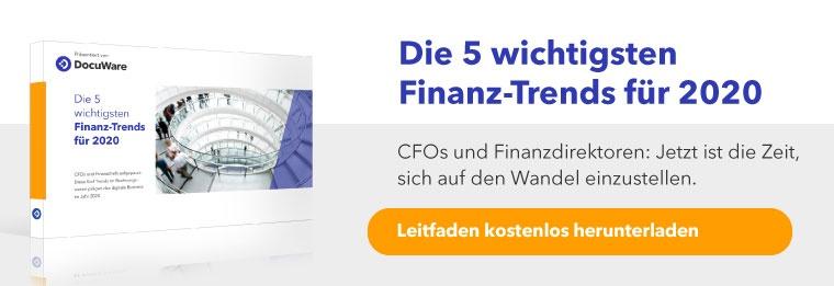 5 Finanz-Trends für 2020