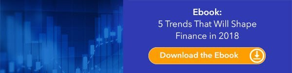 trends that will shape finance