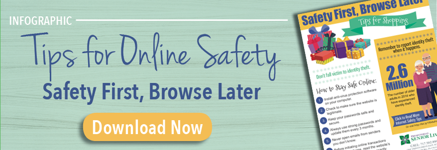 Infographic: Safety First, Browse Later Tips for the Holidays