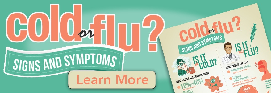 cold or flu? signs and symptoms