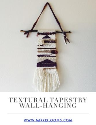 Textural Tapestry Wall-Handing Ebook