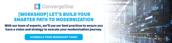 Modernization Workshop - Register Now