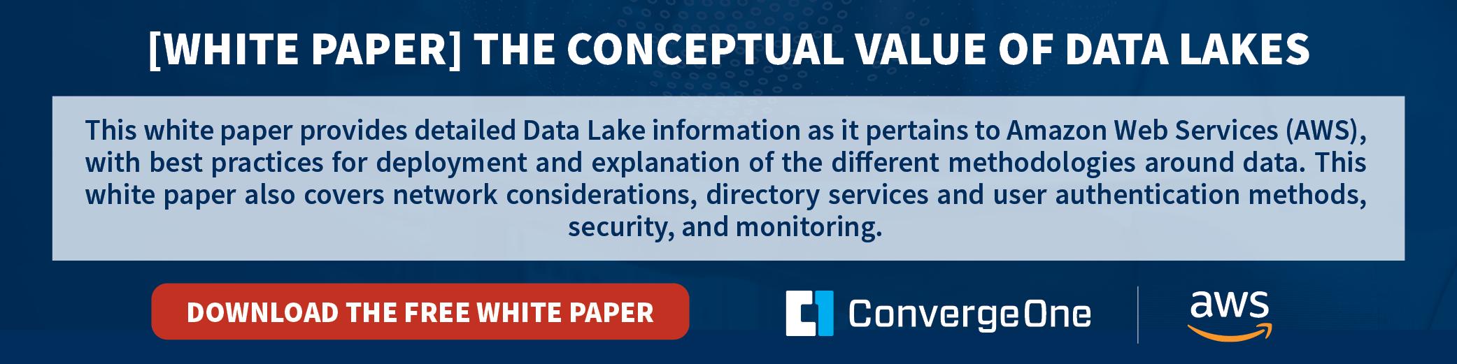 Data Lakes White Paper