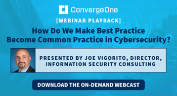 Cybersecurity Best Practice - Download Playback